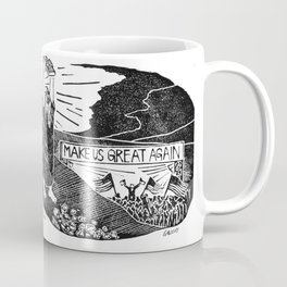 Fake God Coffee Mug