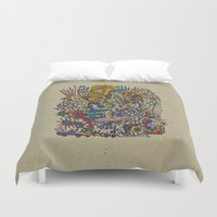 romantic Duvet Covers featuring - romantic summer - by Magdalla Del Fresto