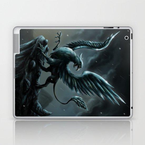 Dark Gryphon Laptop & iPad Skin