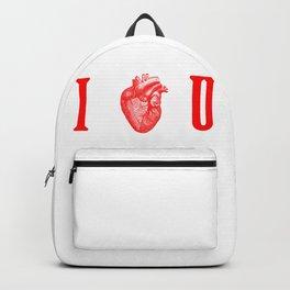 I - Heart - U Backpack