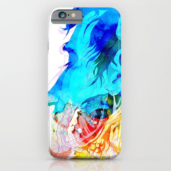 Anatomy Quain v2 iPhone & iPod Case