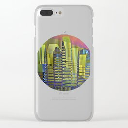 The Coast Giants 19-07-16 Clear iPhone Case