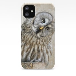 Who? iPhone Case