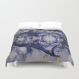 Dark Heart Duvet Cover