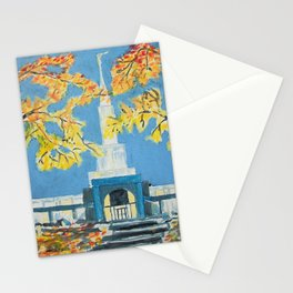 Toronto Canada LDS Temple Stationery Cards