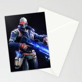 Soldier 76 v2 Stationery Cards