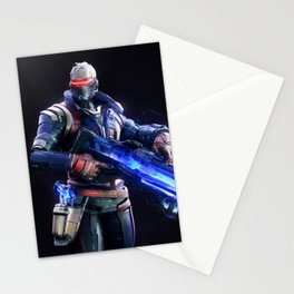 Soldier 76 v2 Stationery Cards