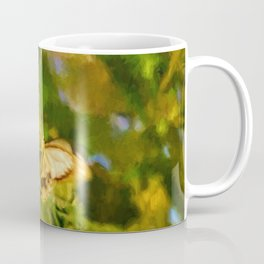 Flutterby World Coffee Mug