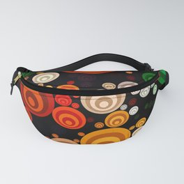 Abstract Geometric Art 3 Fanny Pack
