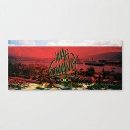 Culture Series - Jamaica Collection Canvas Print