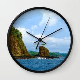 Playa Potrero Wall Clock