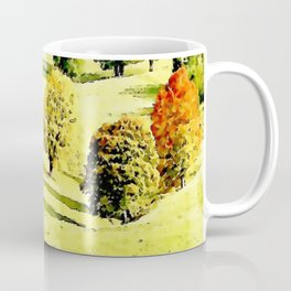 Colorfull Trees in autumn Coffee Mug