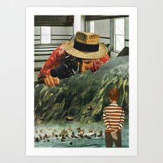 See Of Wonder Art Print