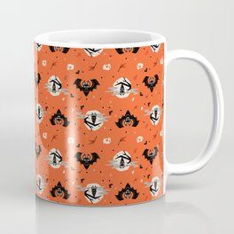 Autumn Bats Coffee Mug