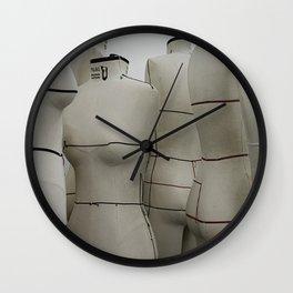 manikin 40 Wall Clock