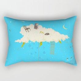 DREAMING IN FOOTHILLS Rectangular Pillow