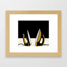 Ion Framed Art Print