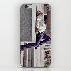 boston strangled?.. iPhone & iPod Skin