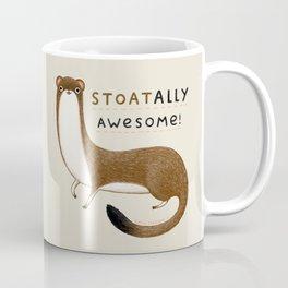 Stoatally Awesome! Coffee Mug