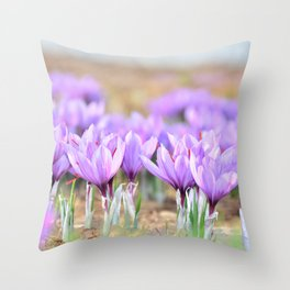 Flower photography by Mohammad Amiri Throw Pillow