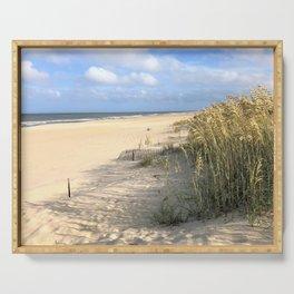 Outer Banks National Seashore North Carolina Beach Serving Tray