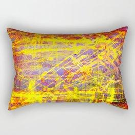 the city 9a Rectangular Pillow