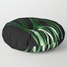 Green onion Floor Pillow