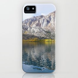 Convict Lake iPhone Case