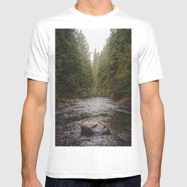 Salmon River II T-shirt
