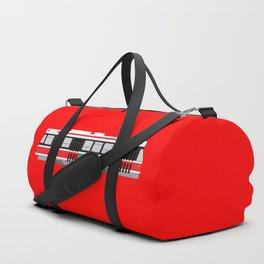 Toronto TTC Streetcar Duffle Bag