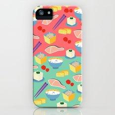 Japanese 'Gohan'!! iPhone (5, 5s) Slim Case