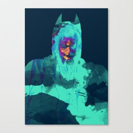 BAT.II Canvas Print