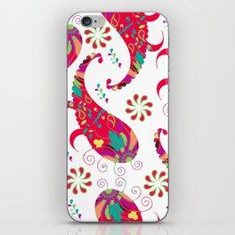 Turkish cucumber pattern #D1F iPhone Skin