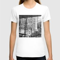 lincoln T-shirts featuring Lincoln Center by Emily Werboff