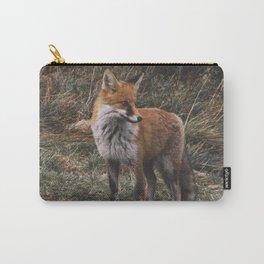 Feelin' Foxy Carry-All Pouch