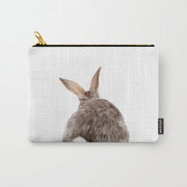 Bunny back side Carry-All Pouch