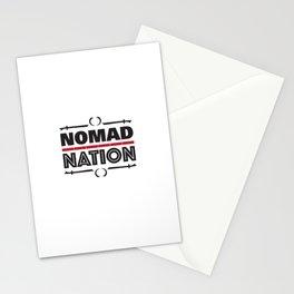 Nomad Nation Stationery Cards