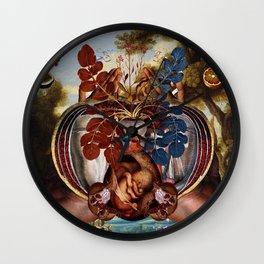 L'origine du monde Wall Clock