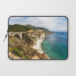 Bixy Canyon Bridge Laptop Sleeve