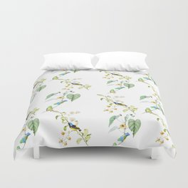 Birds #2 Duvet Cover