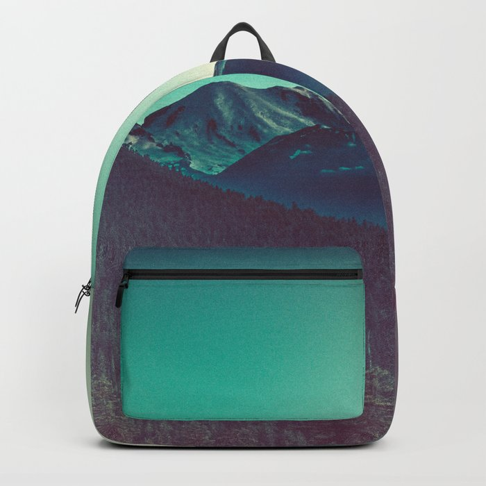 Mt. Olympus in Olympic National Park Backpack