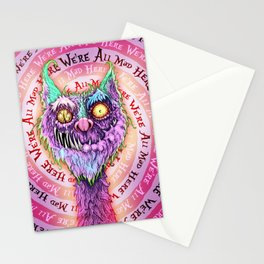 Cheshire Catastrophe Stationery Cards