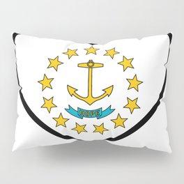 Love Rhode Island Pillow Sham