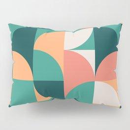 Mid Century Geometric 20 Pillow Sham
