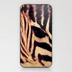 Zazu the Zebra iPhone & iPod Skin