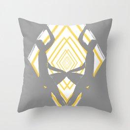 Sans Titre Throw Pillow