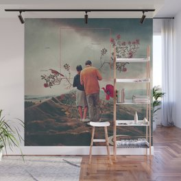 Chances & Changes Wall Mural