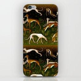 Sighthounds iPhone Skin