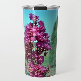 Crepe Myrtle Travel Mug
