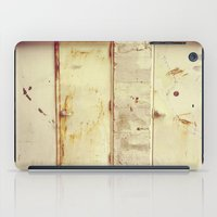 doors iPad Cases featuring doors by sandra lee russell